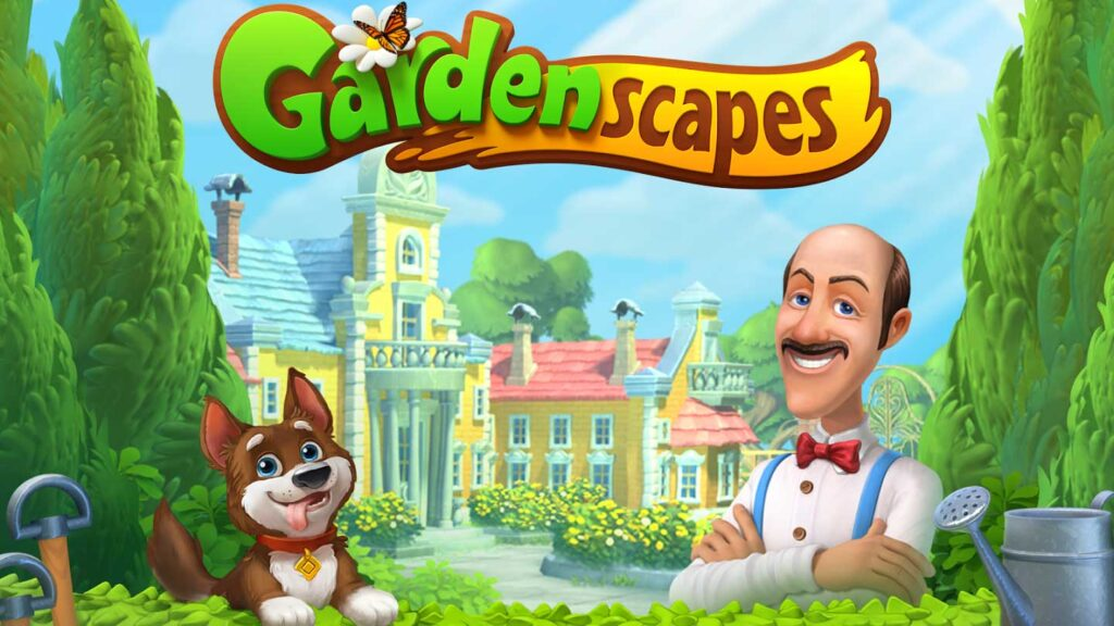 gardenscapes exitosos como Among Us