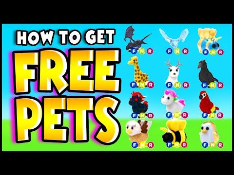 Freepets.online Adopt Me